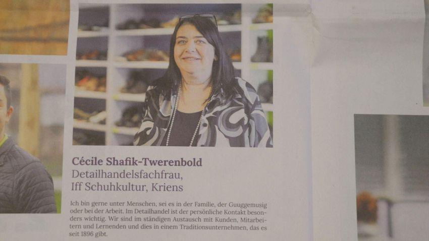 Gesehen in der Luzerner Zeitung von Donnerstag, 17. Januar 2019